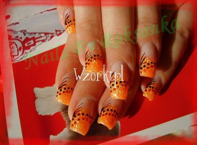 Pomarańczki :D