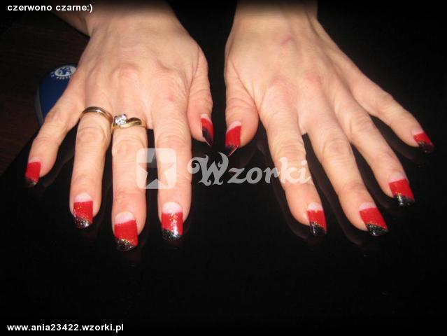 czerwono czarne:)