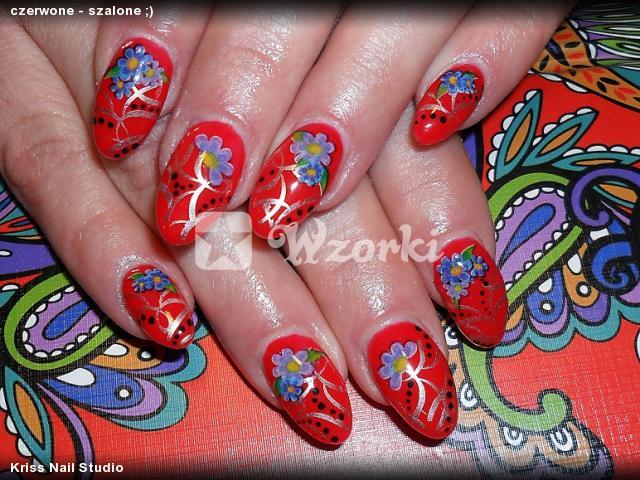 czerwone - szalone ;)