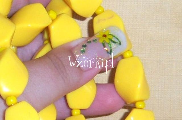 Zielono-żółto mi :)