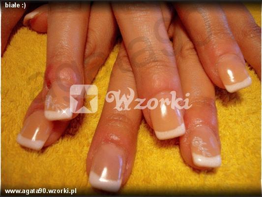 białe :)