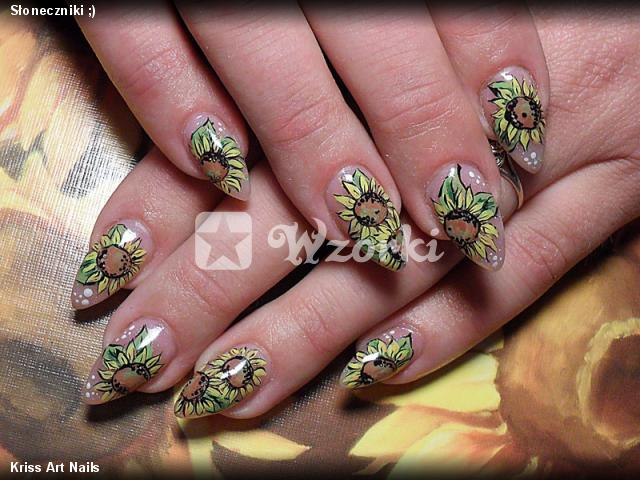 Słoneczniki ;)