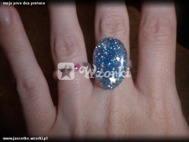 moje prve dva prstene