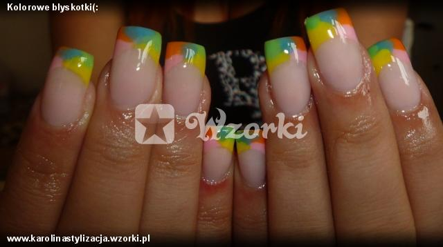 Kolorowe blyskotki(: