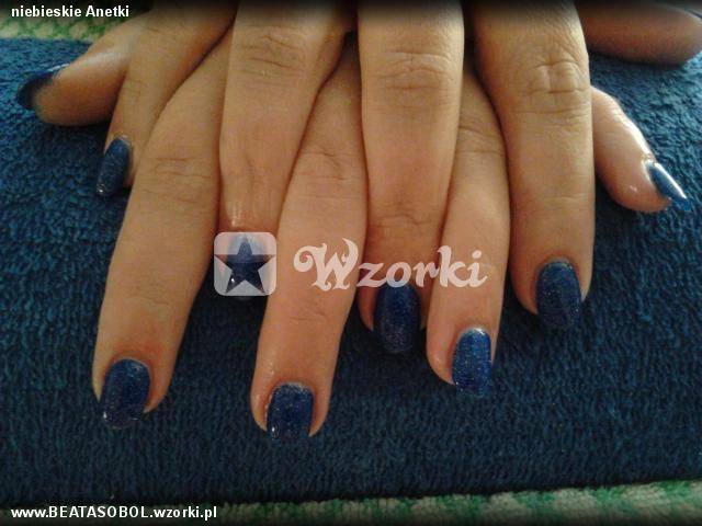 niebieskie Anetki