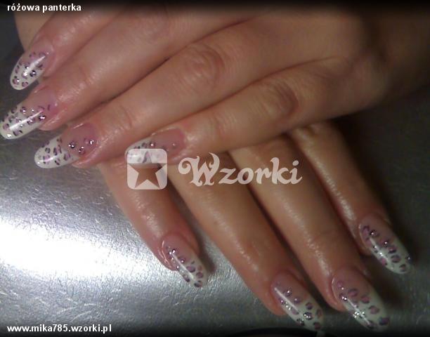 różowa panterka