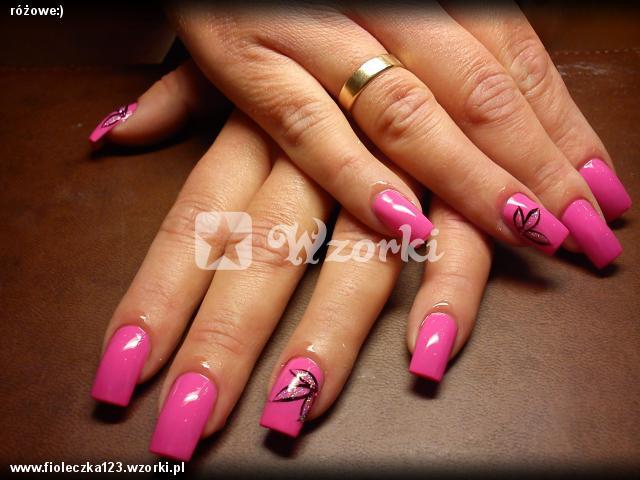 różowe:)