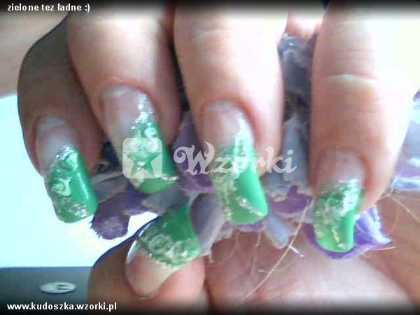 zielone tez ładne :)