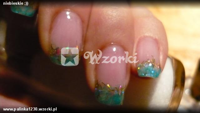 niebieskie ;))