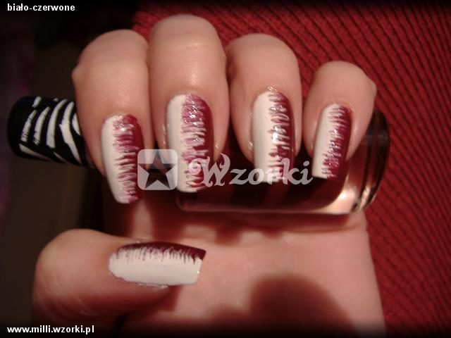 biało-czerwone