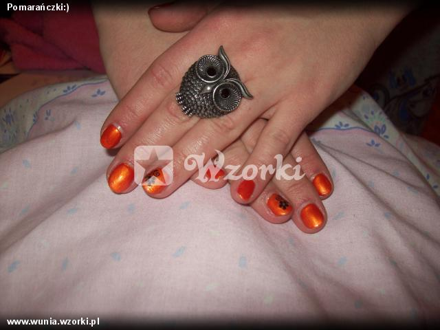 Pomarańczki:)
