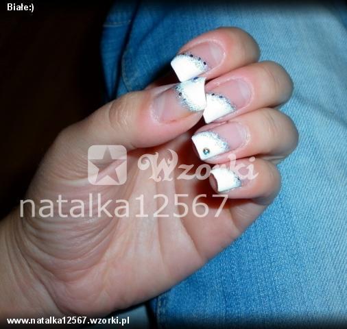 Białe:)