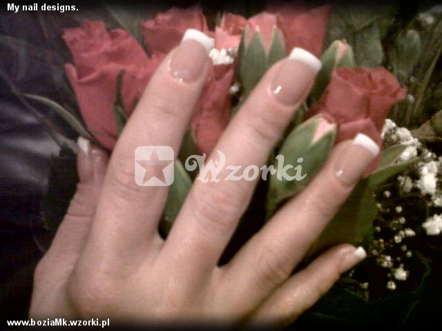 My nail designs.