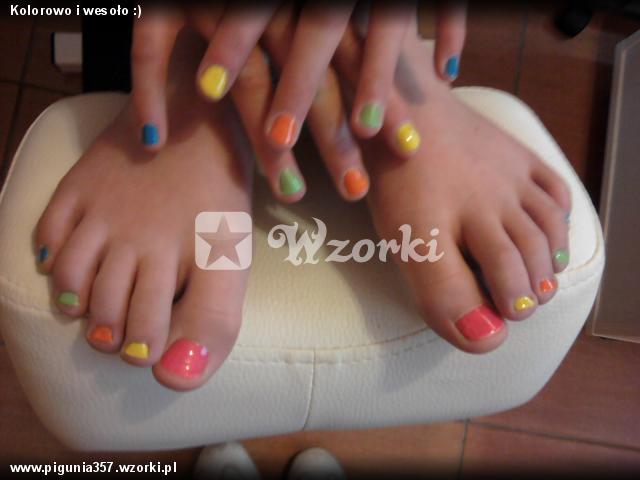 Kolorowo i wesoło :)