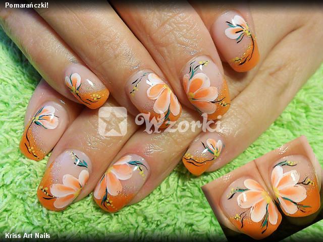 Pomarańczki!