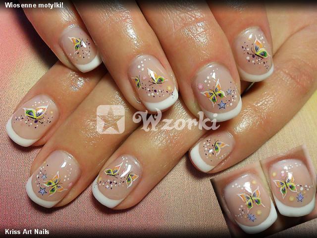 Wiosenne motylki!