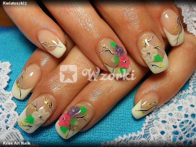 Kwiatuszki:)