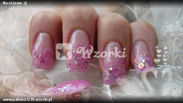 Na różowo ;))