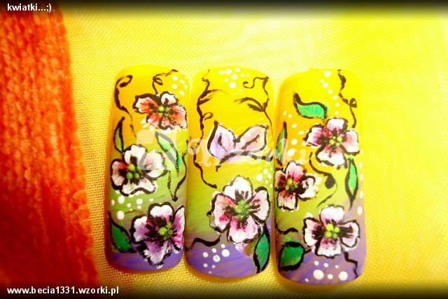 kwiatki...;)
