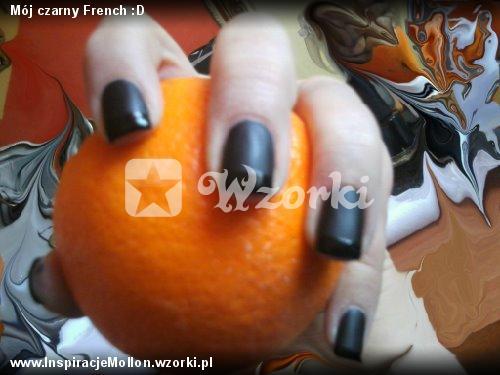 Mój czarny French :D