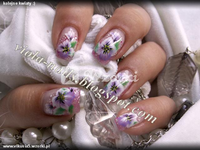 kolejne kwiaty :)