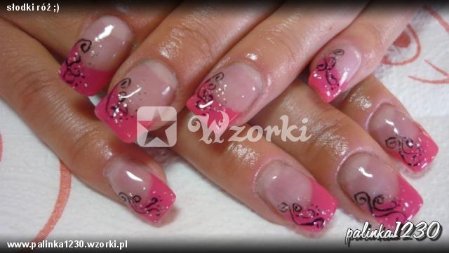 słodki róż ;)
