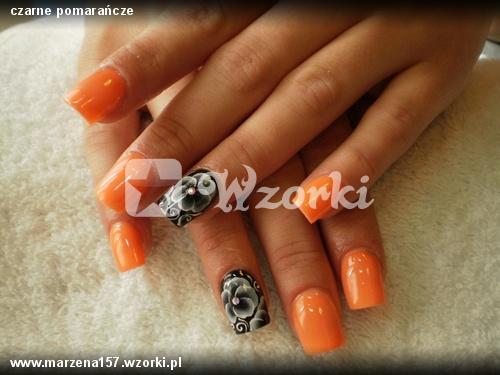 czarne pomarańcze