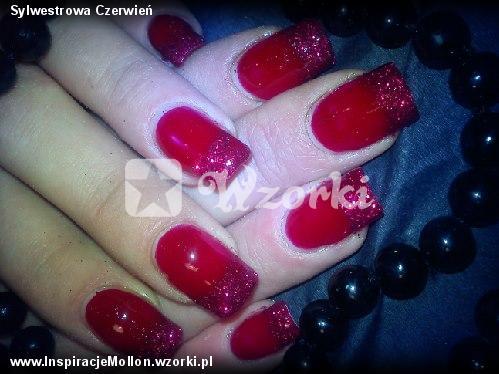 Sylwestrowa Czerwień
