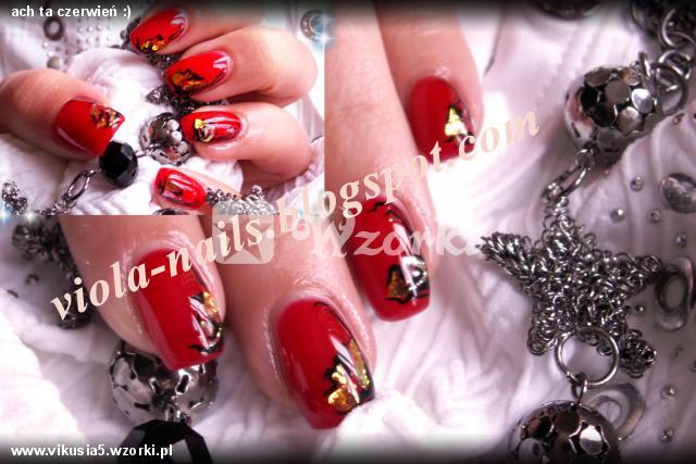 ach ta czerwień :)