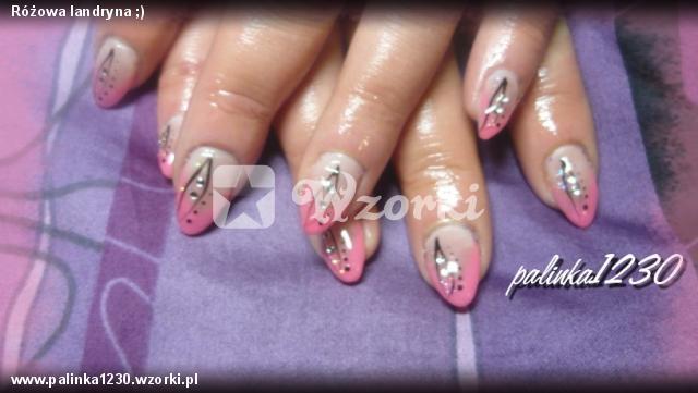 Różowa landryna ;)
