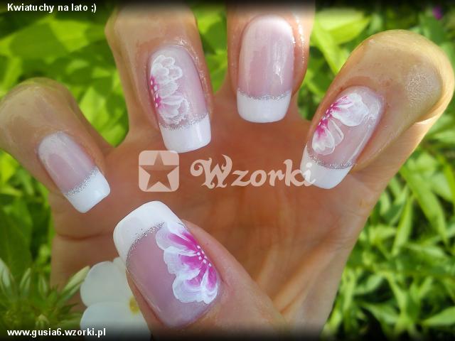 Kwiatuchy na lato ;)