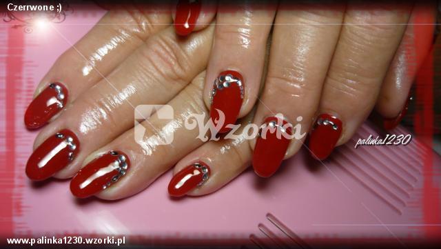 Czerrwone ;)