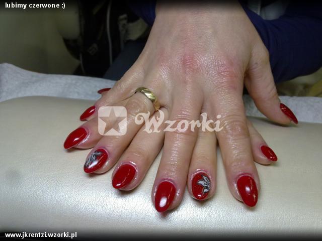 lubimy czerwone :)