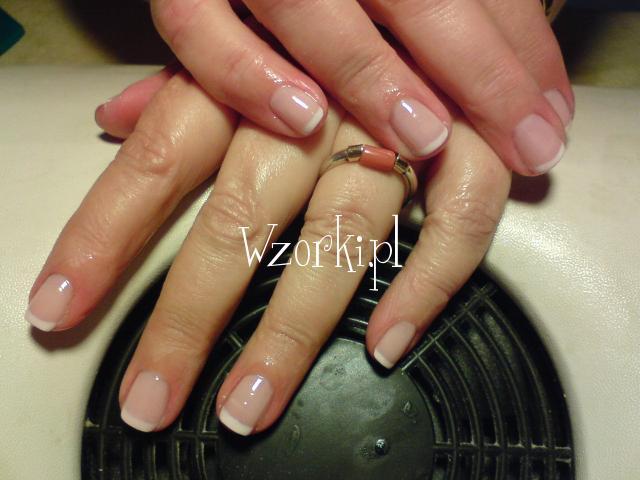 pazurki manicure