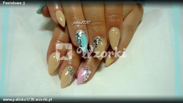 Pastelowe ;)