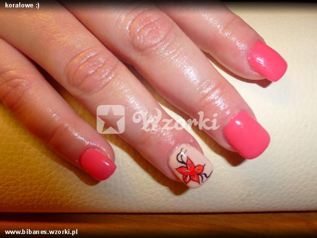 koralowe :)