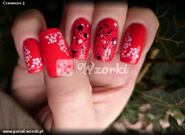 Czerwone ;)