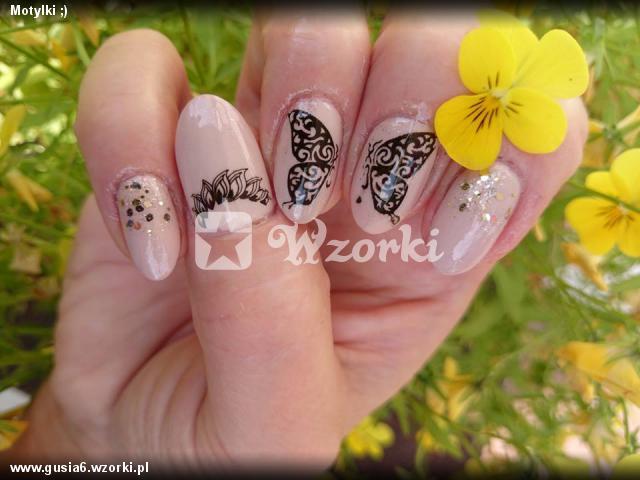 Motylki ;)