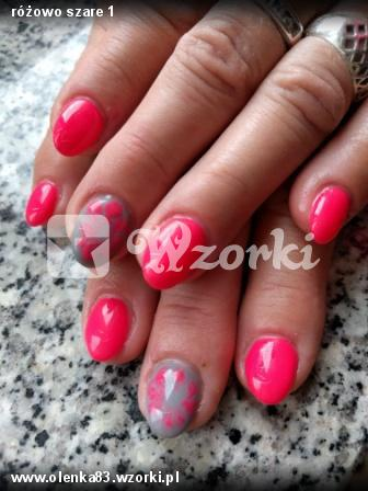 różowo szare 1