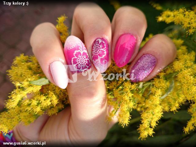 Trzy kolory :)