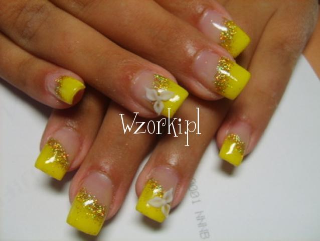 sexy żółty