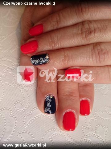 Czerwono-czarne Iwonki :)