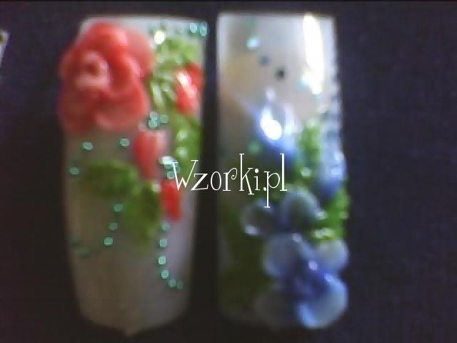 Różą:)