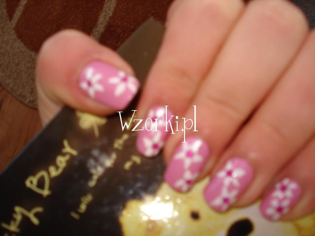 biale kwiatuszki :)