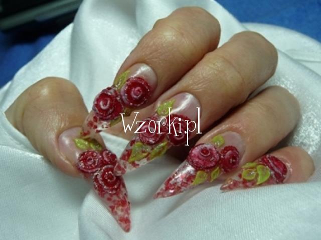 romantyczne różyczki :)