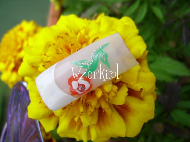 Kwiatuszek na kwiatuszku:)