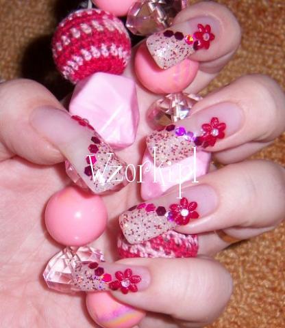 Różowa fantazja :)