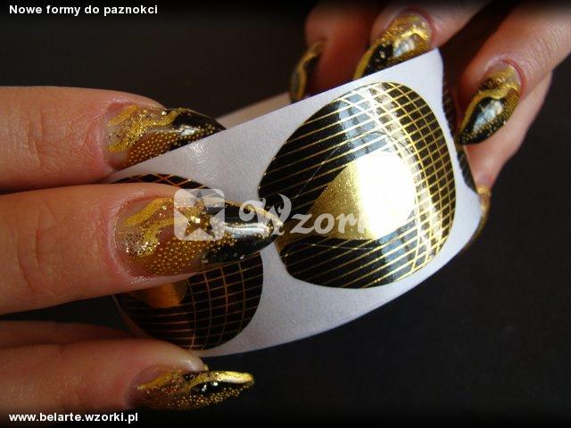Nowe formy do paznokci