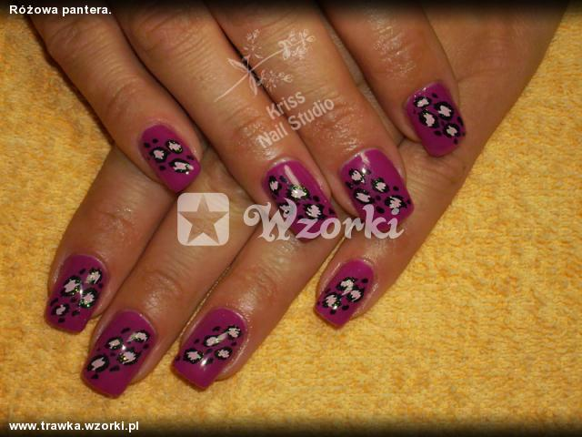 Różowa pantera.
