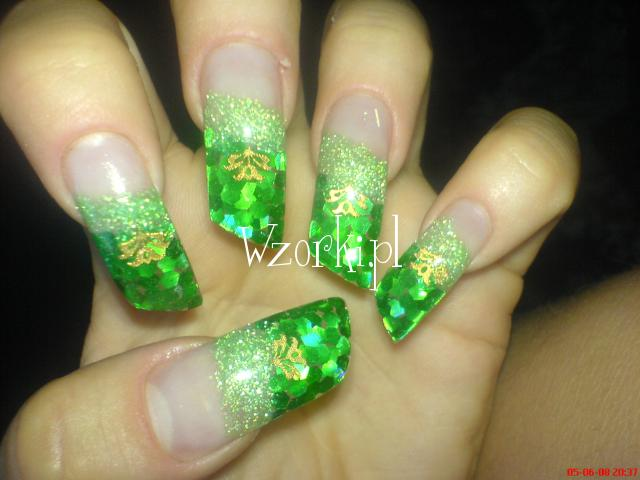 zielone skosy